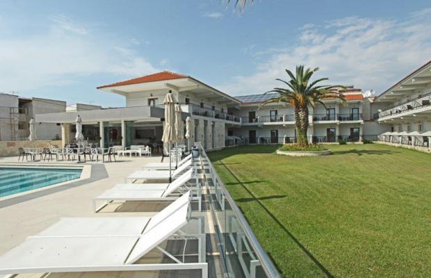 фотографии Aristotelis Hotel изображение №4