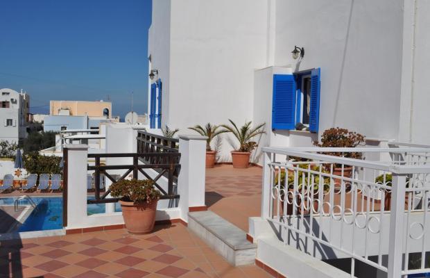 фотографии отеля Cyclades изображение №15