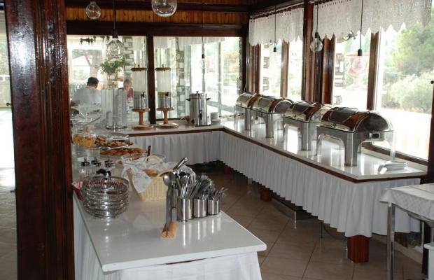 фотографии Diaporos Hotel изображение №8
