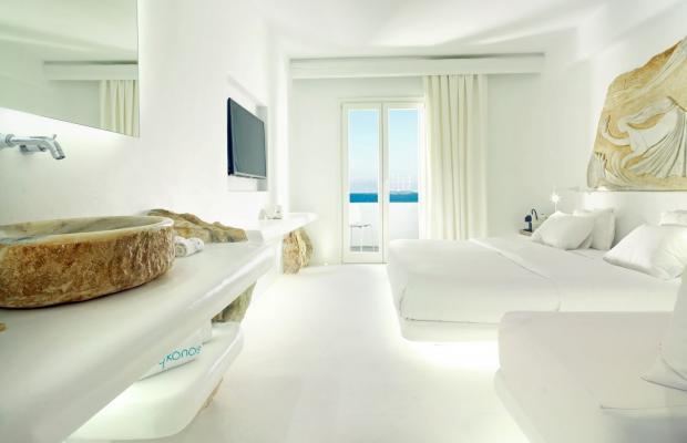 фотографии отеля Mykonos Bay изображение №3