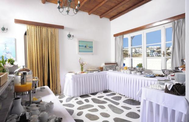 фото Mykonos Beach Hotel (ex. Apartments By The Beach In Mykonos) изображение №10