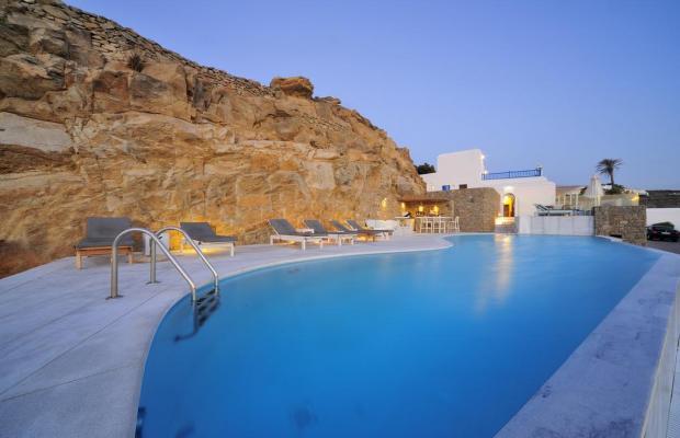 фотографии отеля Mykonos Beach Hotel (ex. Apartments By The Beach In Mykonos) изображение №7