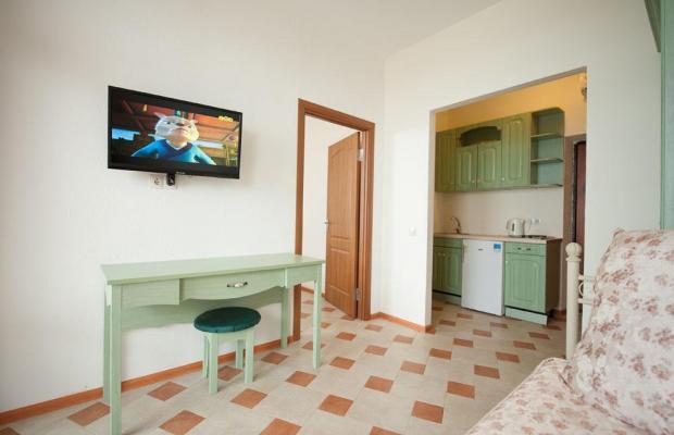 фотографии отеля Эко-Вилладж (Eko-Village) изображение №3