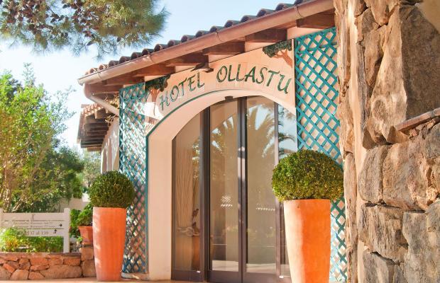 фотографии отеля Hotel Ollastu изображение №43