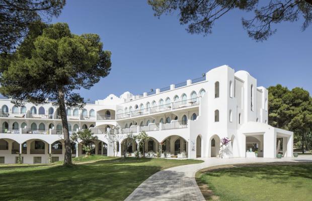 фотографии отеля Grand Hotel Capo Boi изображение №19