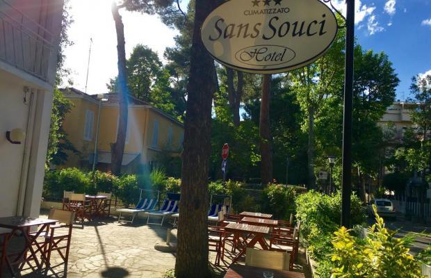 фото отеля Sans Souci изображение №9