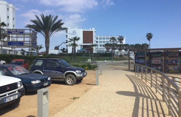 фото Evalena Beach Hotel Apartments изображение №18