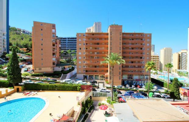 фотографии отеля Europa Center Apartments изображение №7