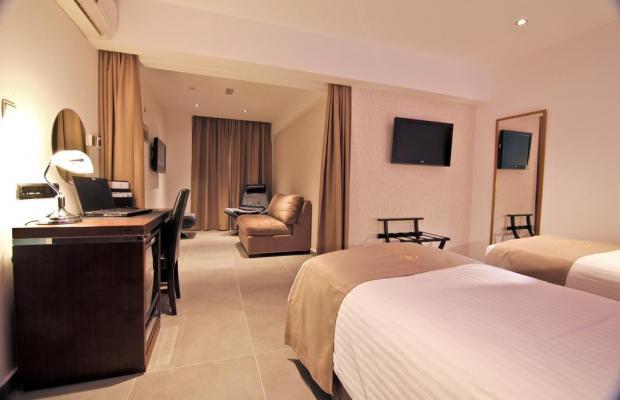 фото Achilleos City Hotel изображение №10