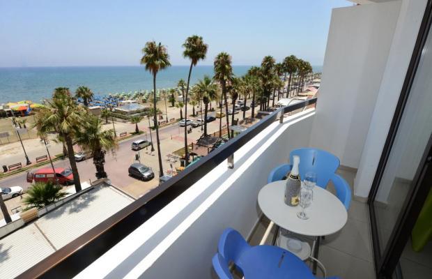 фотографии отеля Les Palmiers Beach Hotel изображение №19