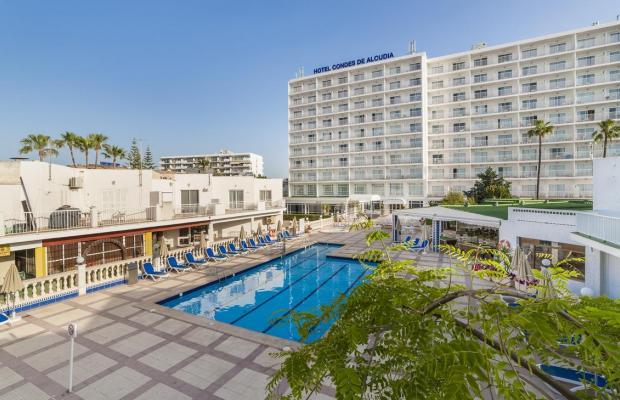 фото отеля Globales Condes de Alcudia (ex. Hi! Condes de Alcudia Hotel) изображение №1
