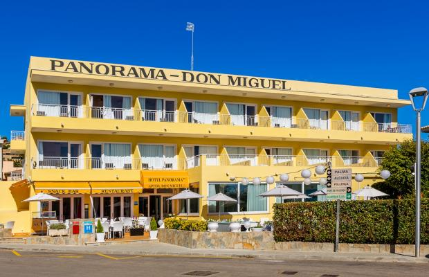 фотографии отеля Hotel Panorama Don Miguel (ex. Panorama Beach) изображение №3