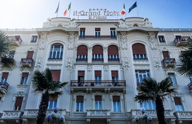 фото Grand Hotel Rimini изображение №2