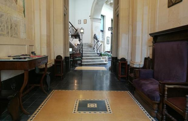 фото отеля Not'Art Palazzo Giaraca' (ex. Palazzo Giaraca) изображение №17