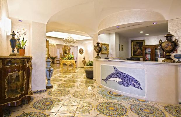 фотографии Delfini Strand Hotel Terme изображение №36