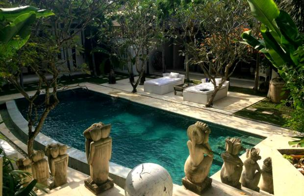 фото отеля Oazia Spa Villas изображение №1