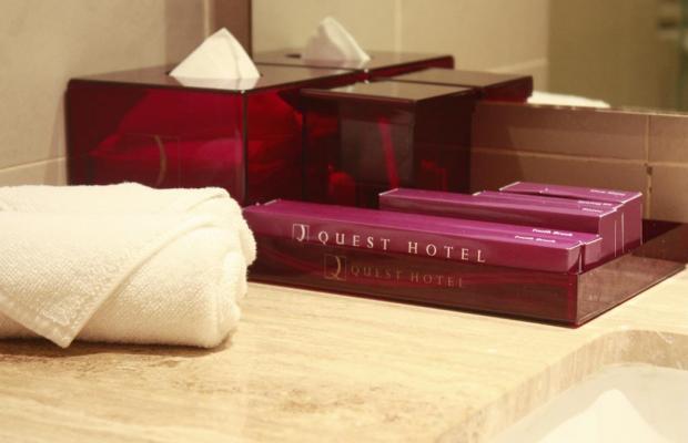 фото отеля Quest Hotel Kuta изображение №9