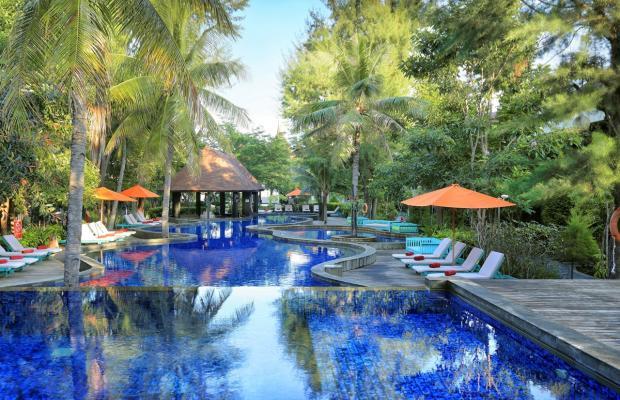 фото отеля Aston Sunset Beach Resort - Gili Trawangan (ex. Queen Villas & Spa) изображение №1