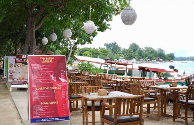 фото Villa Karang Hotel & Restaurant изображение №18
