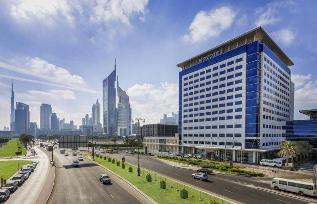 фотографии Novotel World Trade Centre Dubai изображение №4