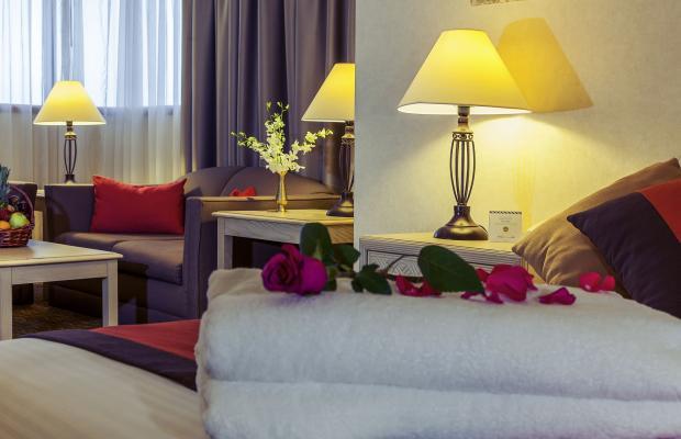 фото Mercure Abu Dhabi Centre Hotel (ex. Novotel Centre Hotel) изображение №34