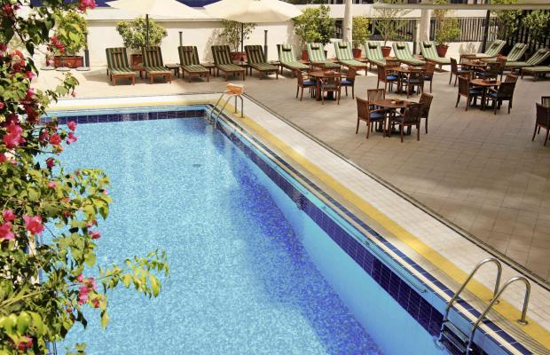 фото отеля Mercure Abu Dhabi Centre Hotel (ex. Novotel Centre Hotel) изображение №1