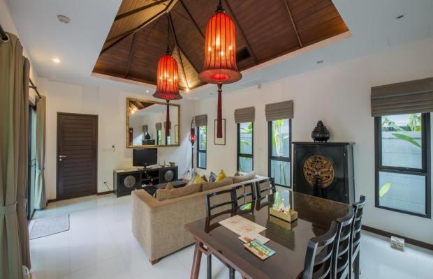 фотографии отеля The Bell Pool Villa Phuket изображение №7