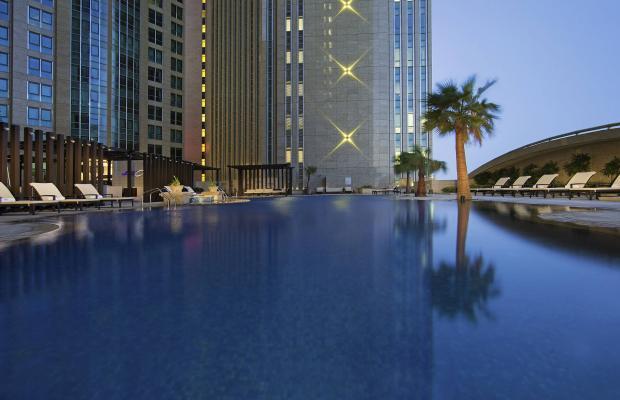 фотографии отеля Sofitel Abu Dhabi Corniche изображение №27
