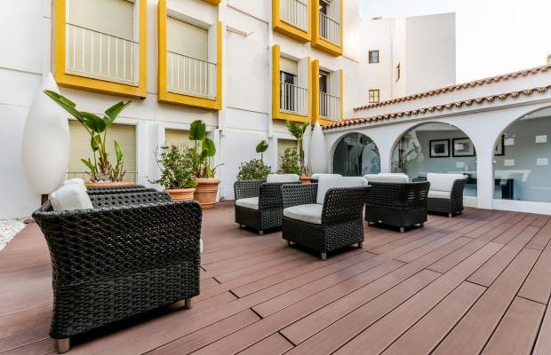 фотографии отеля Virgen de los Reyes изображение №7
