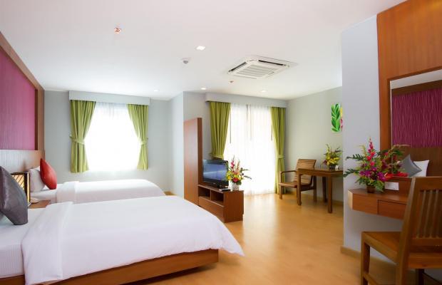 фотографии отеля Bauman Residence изображение №7