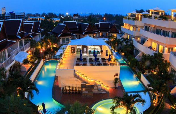 фото отеля Phunawa Karon Beach Resort & Spa (ex. Karon Sovereign All Suites Resort; Dewa Karon) изображение №37