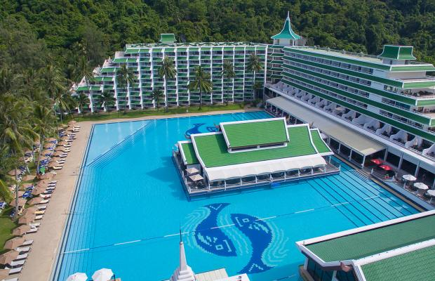 фотографии отеля Le Meridien Phuket Beach Resort изображение №47