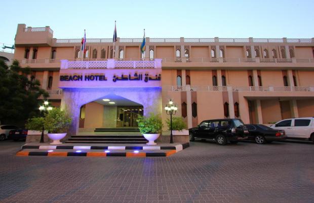 фотографии отеля Beach Hotel Sharjah изображение №15