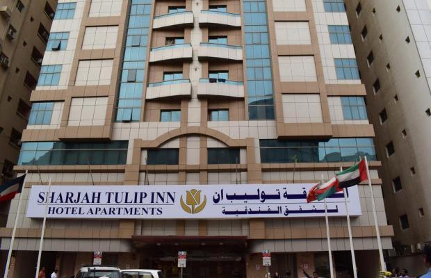 фото Tulip Inn Sharjah Hotel Apartments изображение №2