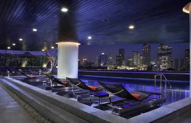 фото Pullman Bangkok Hotel (ex. Sofitel Bangkok Silom Hotel) изображение №10
