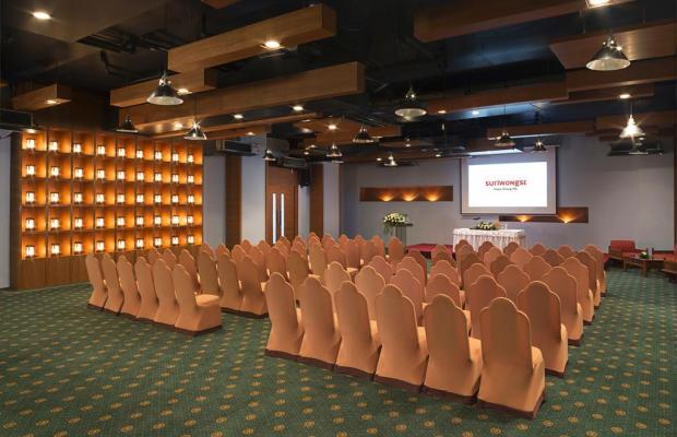 фото Suriwongse Hotel изображение №2