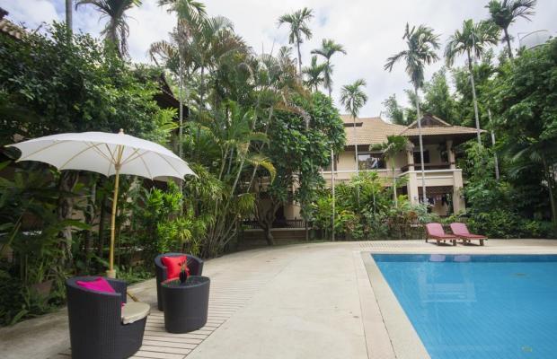 фотографии отеля Taraburi Resort & Spa изображение №19
