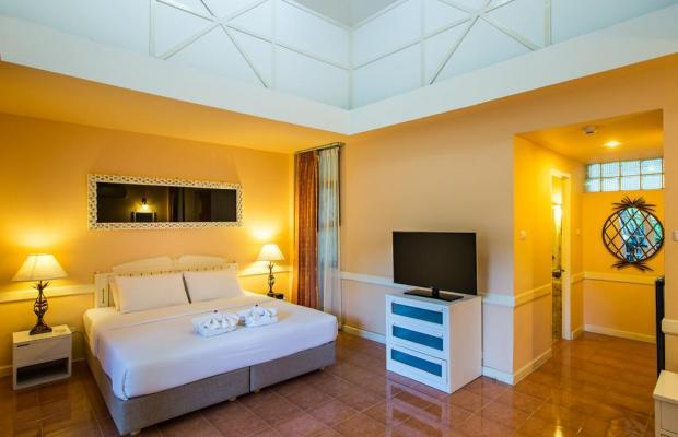 фотографии отеля Eurasia Chiang Mai Hotel изображение №3
