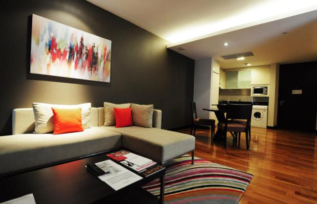 фотографии отеля Fraser Suites Sukhumvit изображение №23