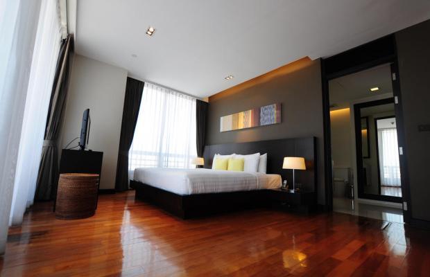 фотографии отеля Fraser Suites Sukhumvit изображение №19