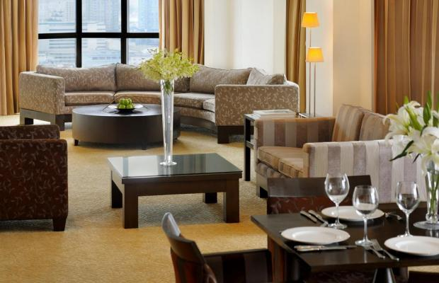 фото отеля lebua at State Tower изображение №9