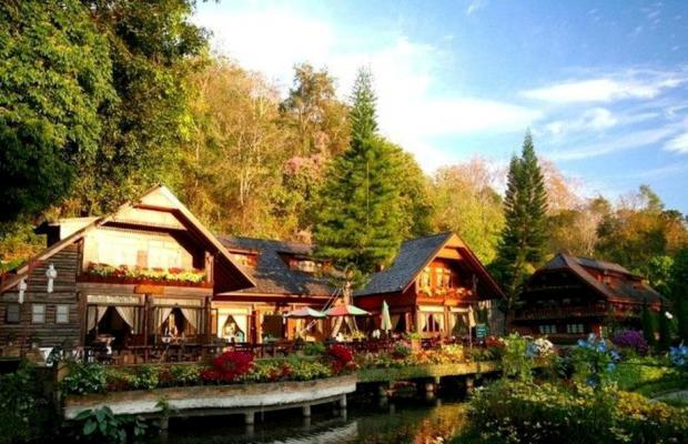 фото отеля Krisdadoi Resort Chiang Mai изображение №1
