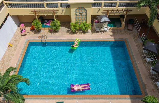 фото Zing Resort & Spa (ex. Ganymede Resort & Spa) изображение №34