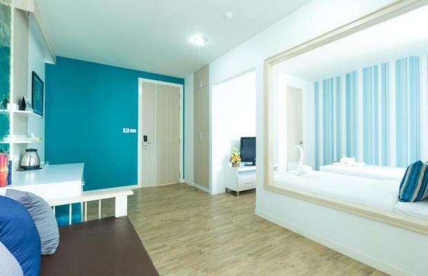 фото D@Sea Hotel изображение №14