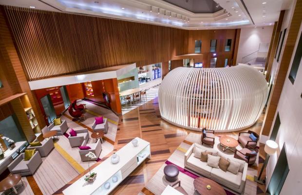 фотографии отеля Crowne Plaza Bangkok Lumpini Park (ex. Pan Pacific Bangkok Hotel) изображение №35