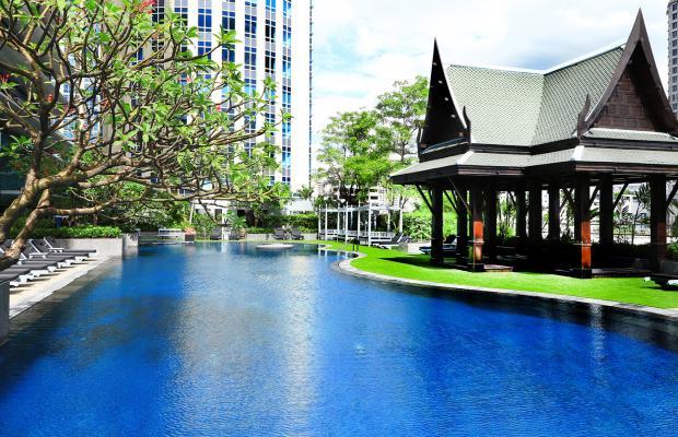 фото Plaza Athenee Bangkok A Royal Meridien Hotel  изображение №38
