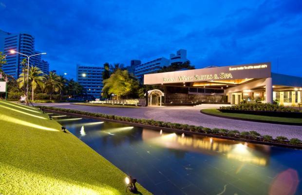 фотографии отеля Royal Cliff Wing Suites & Spa изображение №71