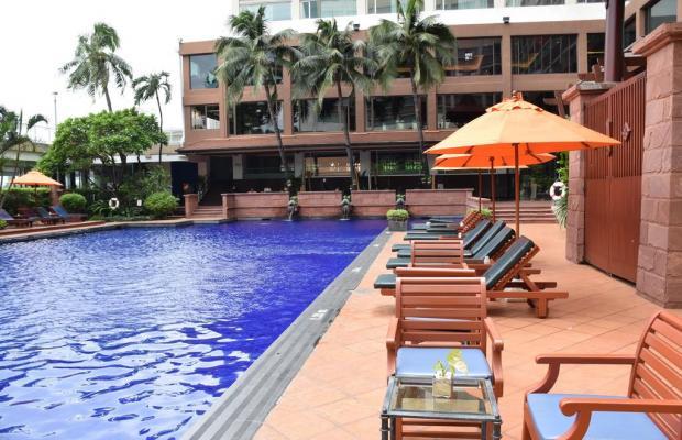 фото Ramada Plaza Menam Riverside  изображение №14