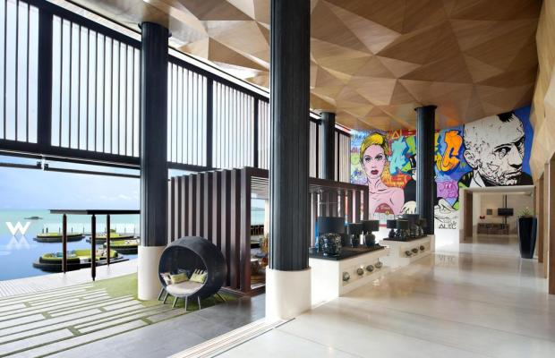 фото отеля W Retreat Koh Samui изображение №17