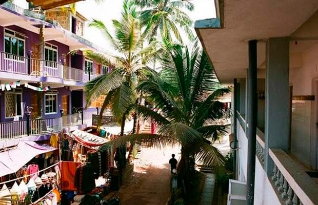 фотографии отеля Famafa Beach Resort изображение №3